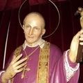 """Il Vescovo Sant'Alfonso """"secondo Protettore"""" di Canosa."""