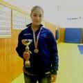 Argento per Sabrina Fuggetti ai campionati italiani di lotta