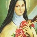 "Santa Teresa: la Santa di ""una  pioggia di rose"""
