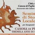 Canosa di Puglia, tremila anni di storia.