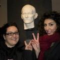 """L'artista canosina  Serena Silvestri alla collettiva d'arte """"I Tempi Moderni"""""""