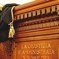 Giustizia, tribunali a rischio chiusura