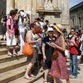 Una delegazione turistica giapponese ha visitato Canosa