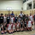 E' finita la stagione agonistica 2013-2014 della Diomede Volley