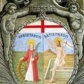 S. Caterina nel sigillo dell'Università di Padova.