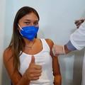 Canosa: al 72% dei giovani  la prima dose di vaccino
