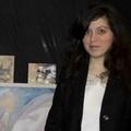 """Valentina Merra, artista canosina alla collettiva d'arte """"I Tempi Moderni"""""""