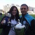 Intervista a Valentina Sinigaglia, addetto stampa dell'Unione Calcio Bisceglie