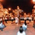 La Via Crucis Vivente in preparazione presso la Chiesa di Santa Teresa!
