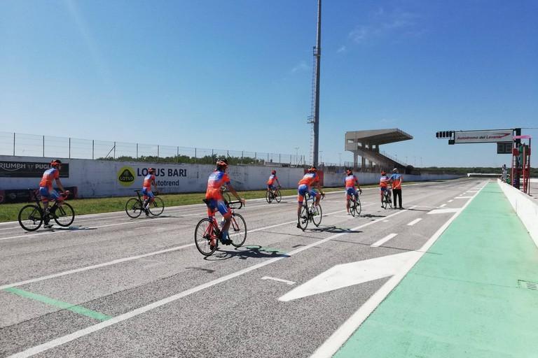 Binetto Autodromo del Levante