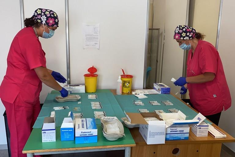 Vaccinazioni anti covid