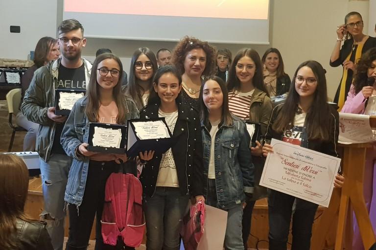 Premiazione Bitetto Liceo