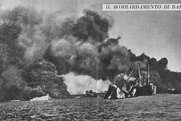 Il bombardamento di Bari 2 Dicembre 1943
