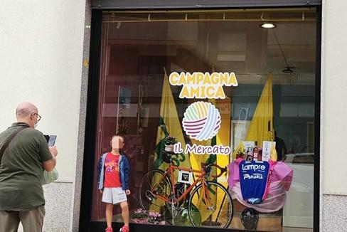 Brindisi Giro d'Italia 2020