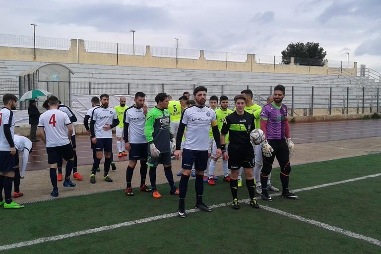 Canusium Calcio - F.C.Santeramo