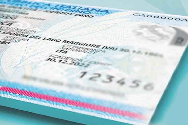 Carta d'Identità Elettronica (C.I.E.)