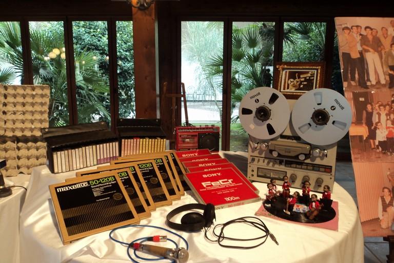 Cimeli Radio Canosa Stereo
