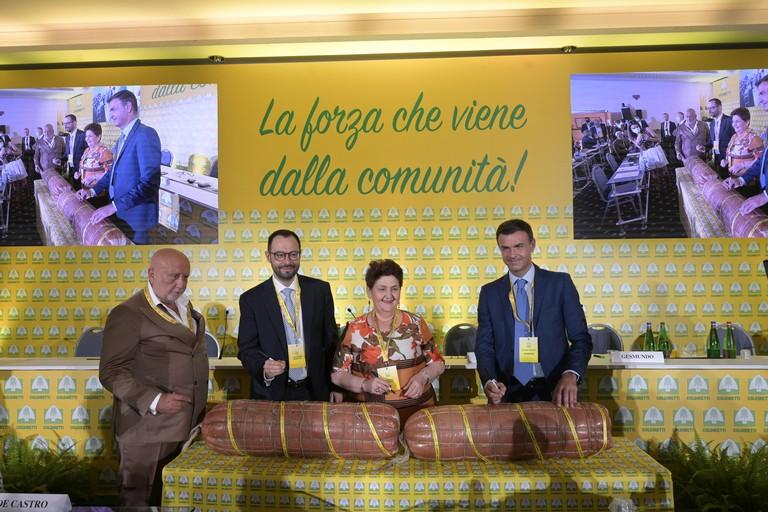 Gesmundo,  Patuanelli Bellanova  Prandini