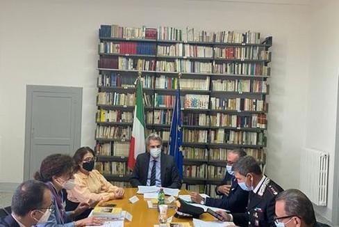 Comitato Provinciale per l'Ordine e la Sicurezza Pubblica MINERVINO MURGE
