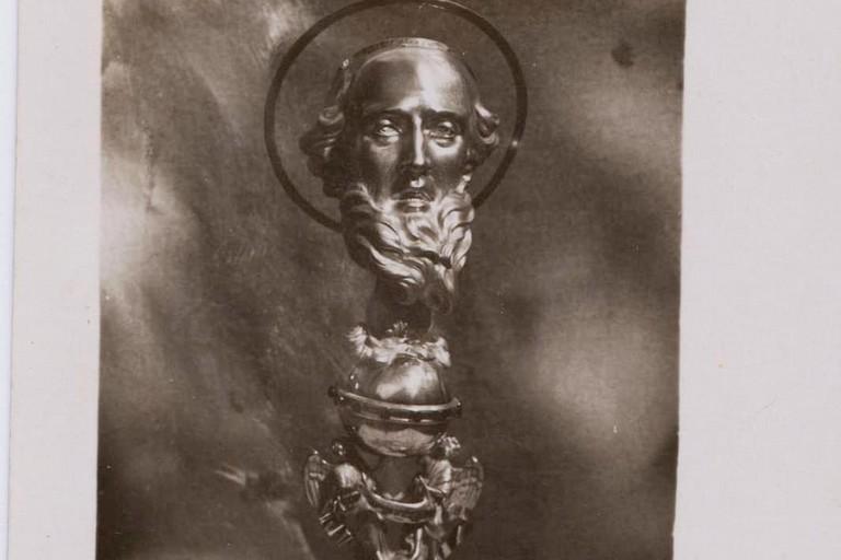 Cranio S. Sabino (trafugato)