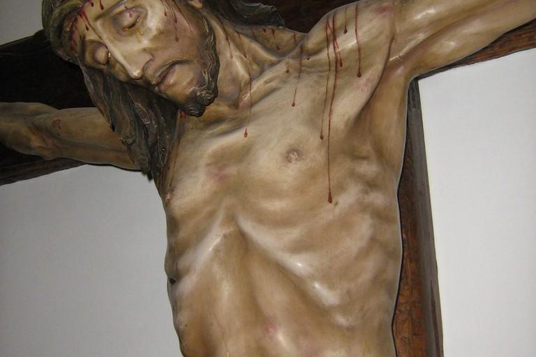 Crocifisso Cattedrale  San Sabino-Canosa