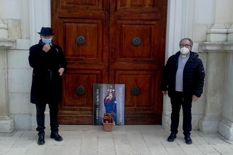 2020 Don Felice Bacco e Don Nicola Caputo