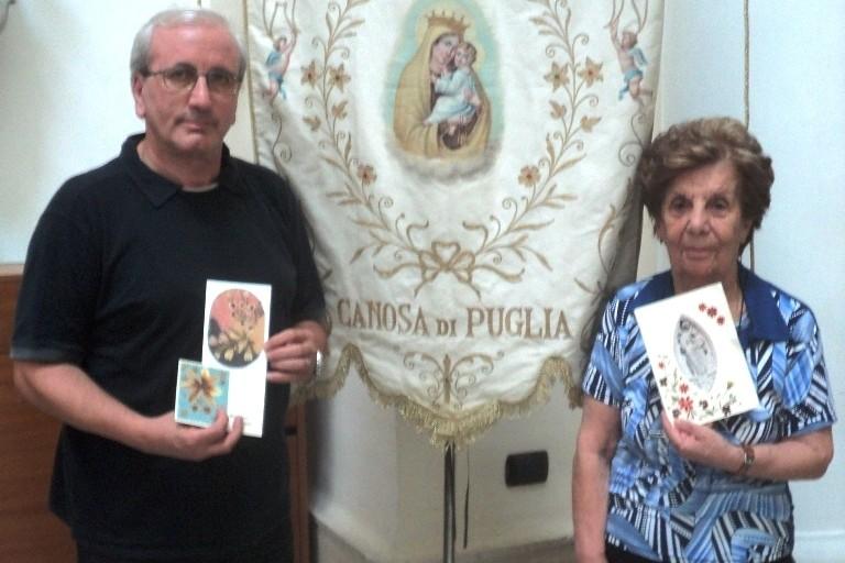 Don Giuseppe Balice e carmelitane