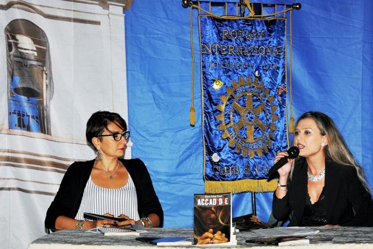 Maria Fonte Fucci e Luciana Fredella