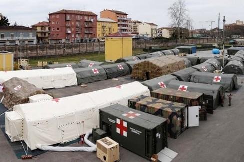 Esercito Italiano Ospedale da campo