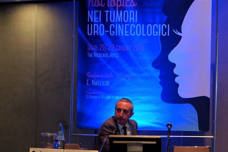 Emanuele Naglieri oncologo