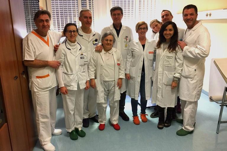 Equipe Ortopedia Barletta