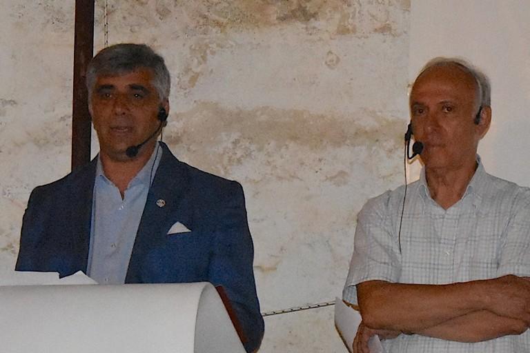 Antonio Faretina e Sante Valentino