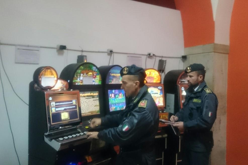 Finanza gioco illegale