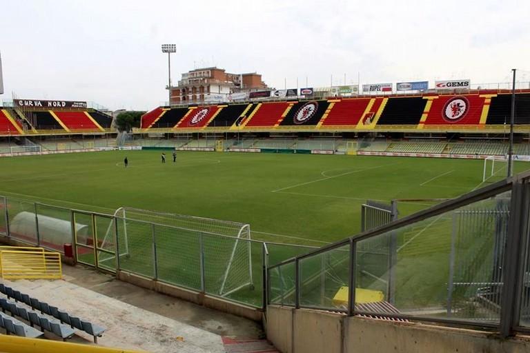 Foggia Stadio Zaccheria