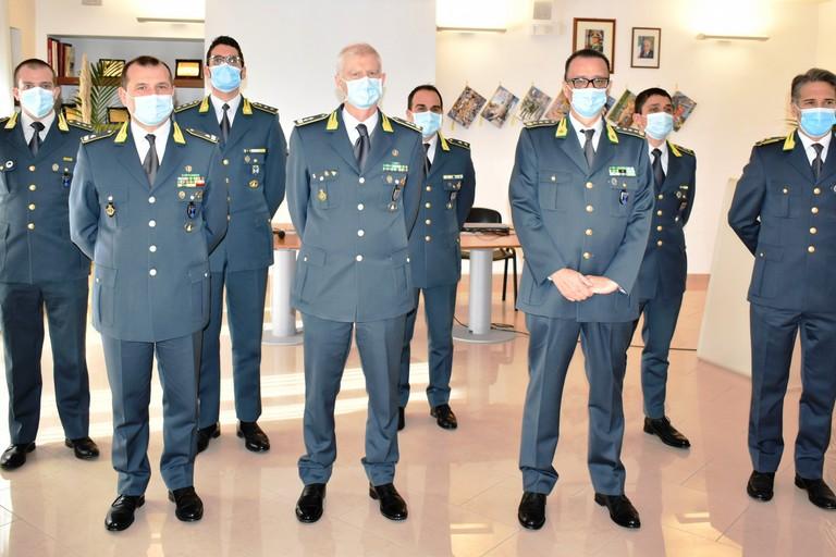 Barletta Comandante Regionale Puglia, Generale di Divisione Francesco Mattana
