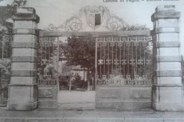 Villa comunale Canosa antica