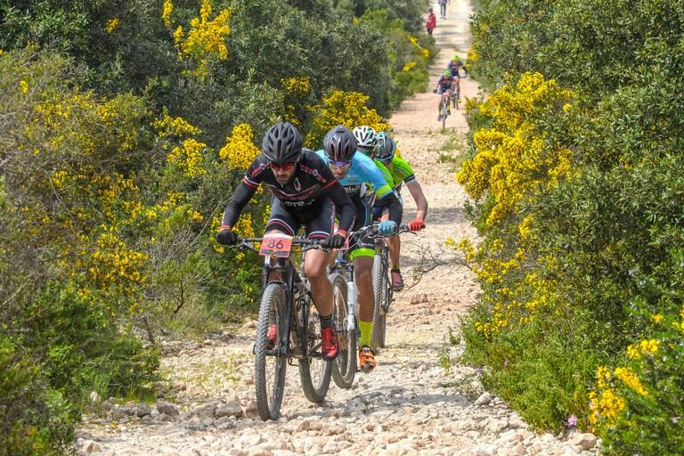 Marathon del Salento mountain bike