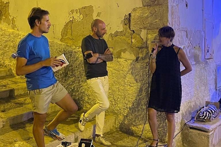 Luciana Fredella Alfonso Pistilli e Francesco Imbrici