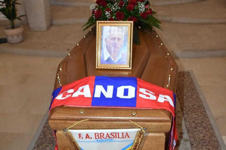 Barletta Funerali di Michele Filannino