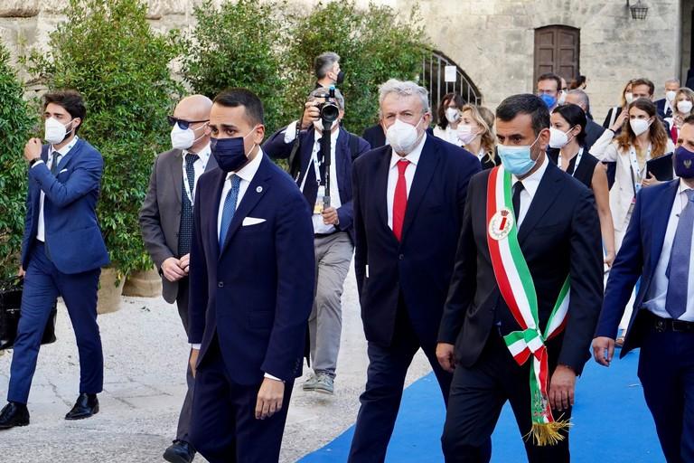 Emiliano Di Maio  Decaro G20
