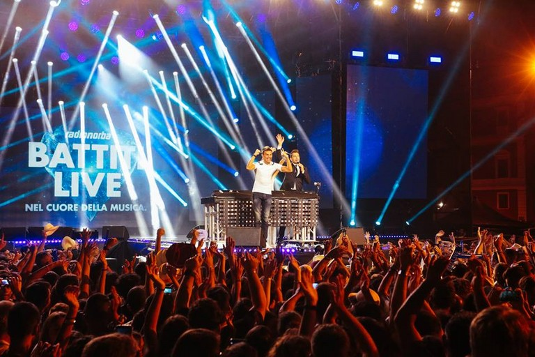 Battiti Live 2017 Gabry Ponte