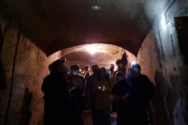 Canosa Grotta delle meraviglie
