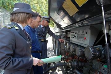 Guardia di Finanza - Controllo Carburanti