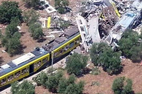 Incidenti treni