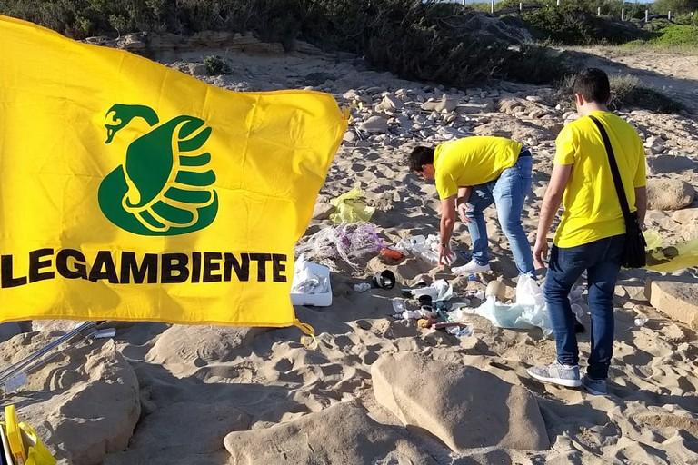 2020 Legambiente Beach-Litter