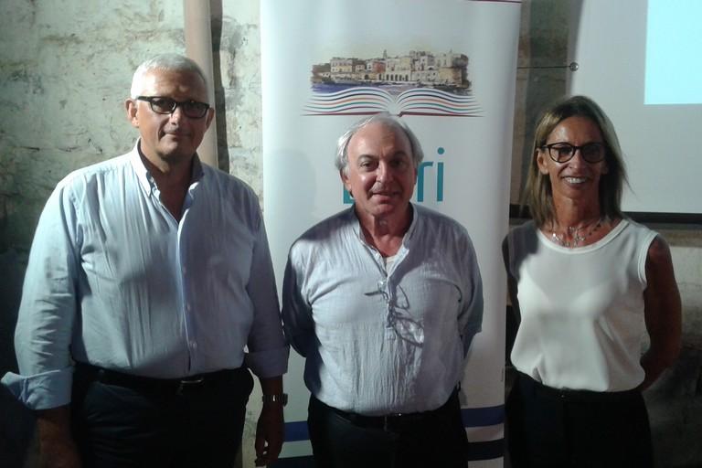Loredana Brescia, Vitaliano Iannuzzi  e Angelo Consiglio