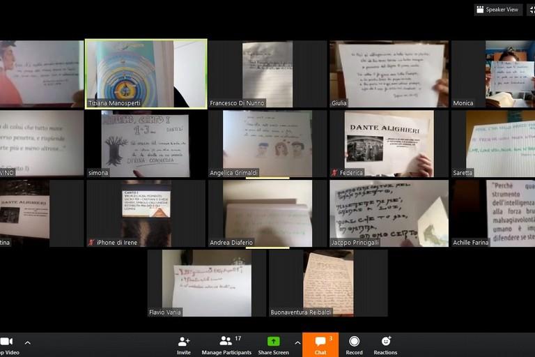 Scuola Coronavirus Videoconferenza