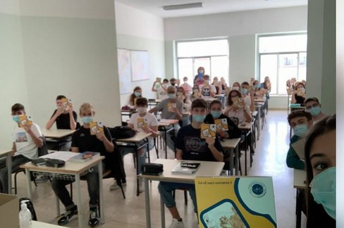 """Liceo """"Enrico Fermi"""" di Canosa"""