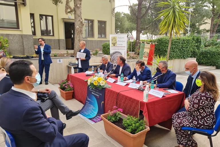 Presentazione Liceo Classico Beni Culturali- Canosa 2021