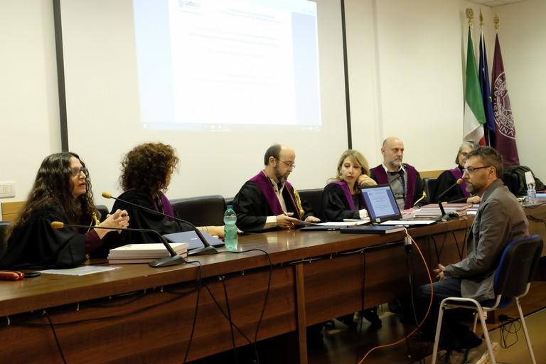 Luigi Di Gioia - Commissione Laurea UNIMC